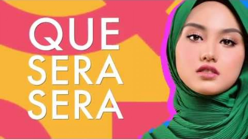 Que Sera Sera (Official Lyric Video)