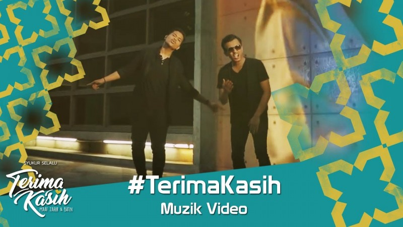 Terima Kasih (Official Music Video)